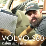 Volvo S60 Cabin Air Filter