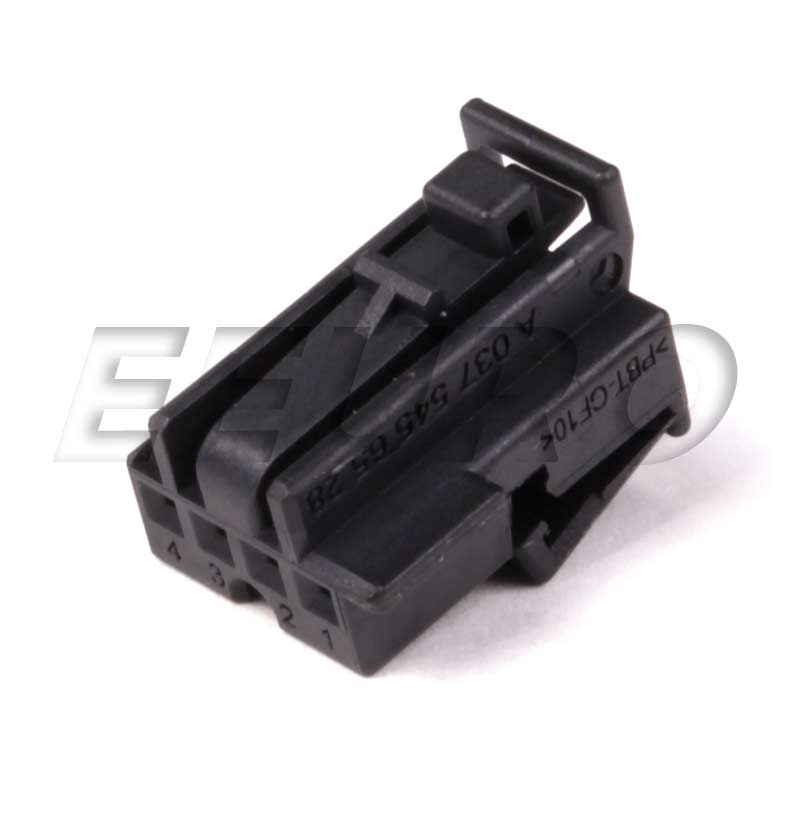 Genuine mercedes electrical connector 0375456528 free for Mercedes benz electrical connectors