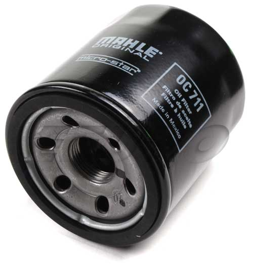 Saab Engine Oil Filter Mahle Oc711 Free Shipping Available