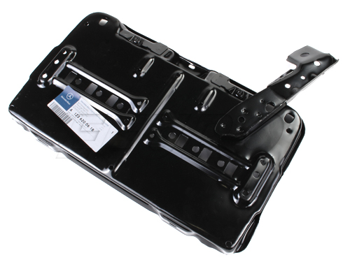 Genuine mercedes battery tray 1236200618 free shipping for Genuine mercedes benz battery