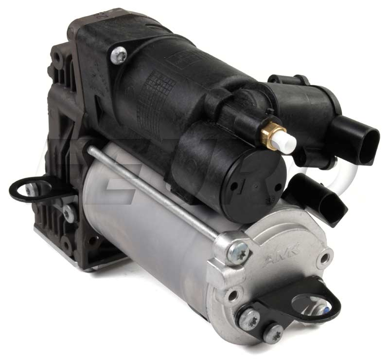 Genuine mercedes suspension air compressor 1643201204 for Air suspension compressor mercedes benz