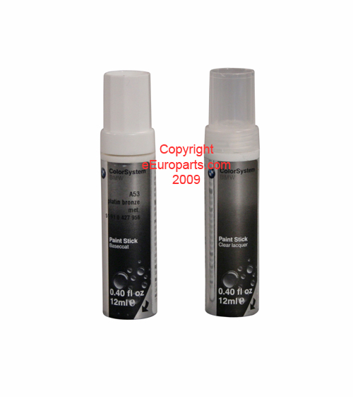 Touch-up Paint (Code A53) (Platinum Bronze) 51910427956 Main Image