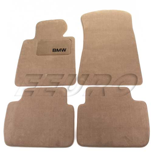 Floor Mat Set (Sand Beige) 82111470422 Main Image
