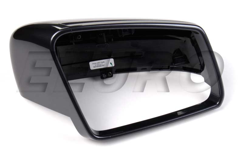 Genuine mercedes side mirror cover passenger side for Mercedes benz side mirror