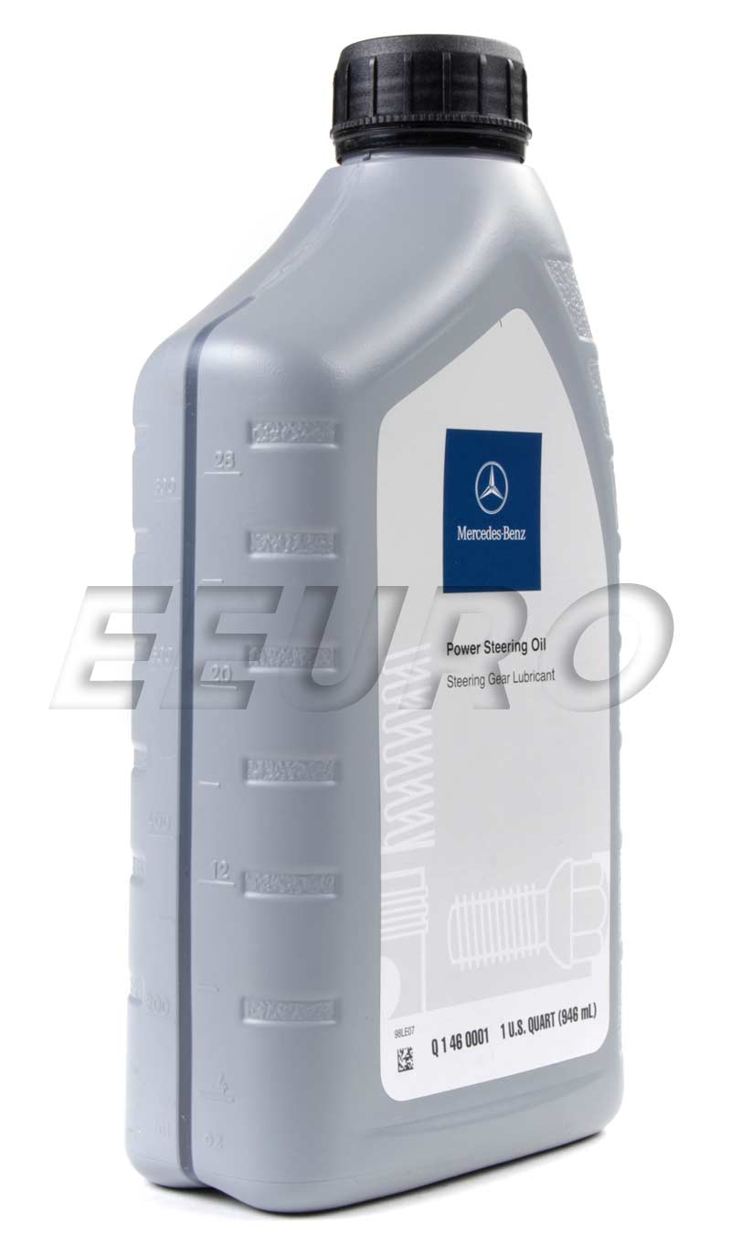 genuine mercedes power steering fluid q1460001 free