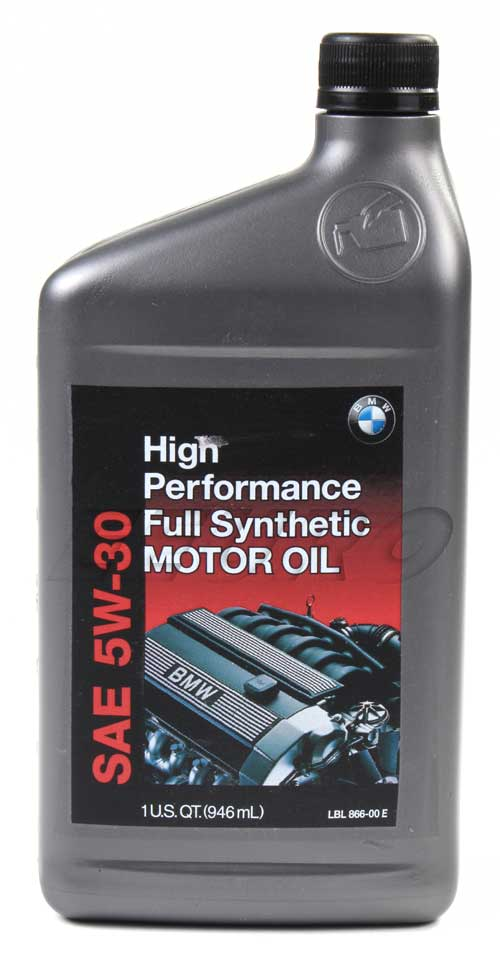 Engine Oil (5W30) (1 Quart) (High Performance) (Castrol) 07510017866 Main Image