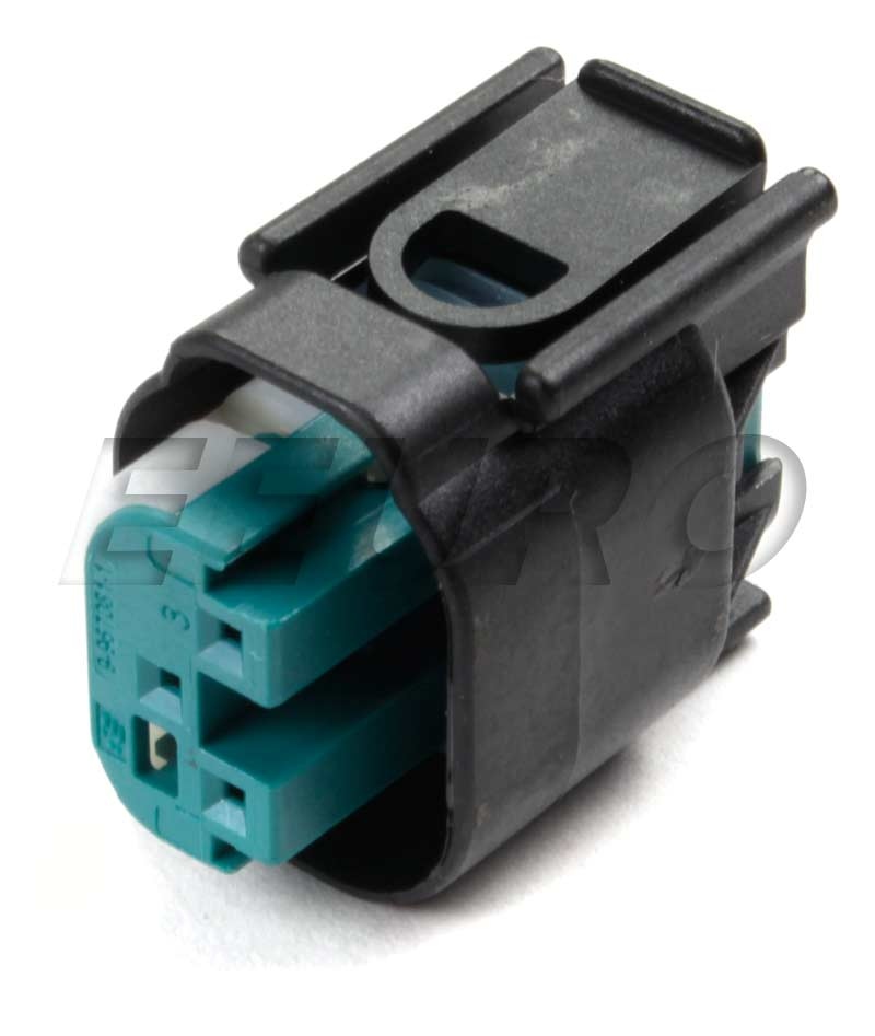 Genuine Bmw Plug Housing 61138365348 Free Shipping Available
