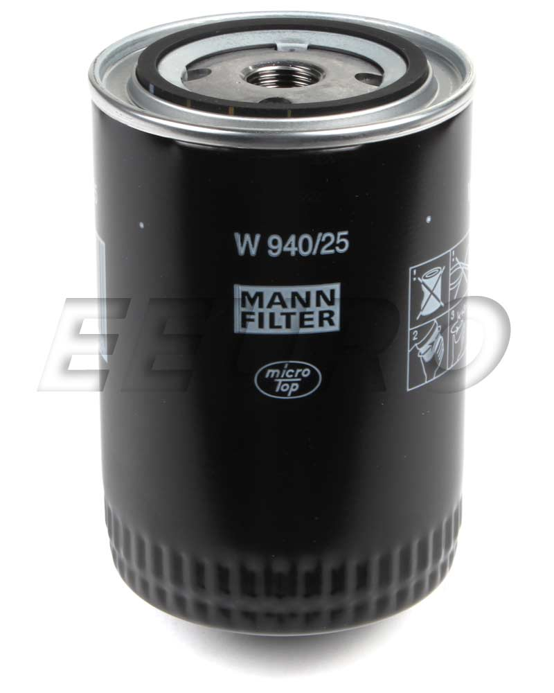 Audi  Volkswagen  Volvo Engine Oil Filter
