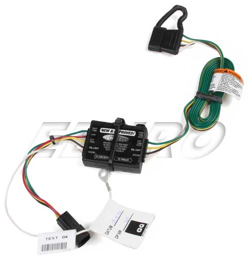How to: Trailer wiring using the OEM plug with out splicing ... How To Check Trailer Wiring Harness on trailer mounting brackets, trailer brakes, trailer hitch harness, trailer plugs, trailer fuses, trailer generator,