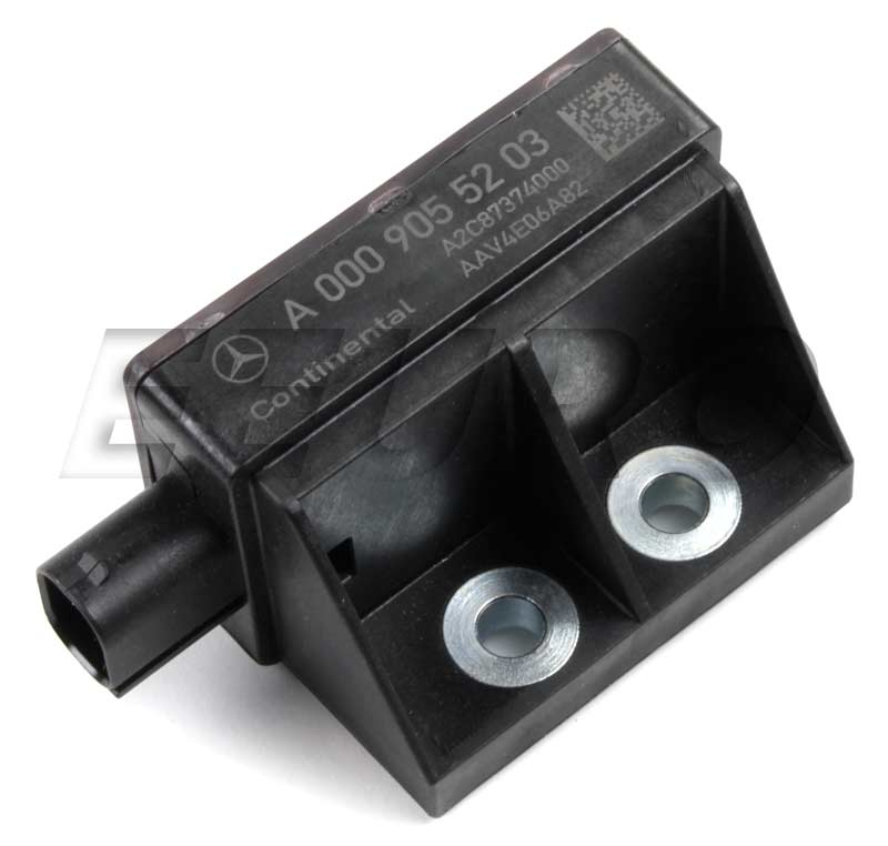 Genuine mercedes yaw rate sensor 0009055203 free shipping available