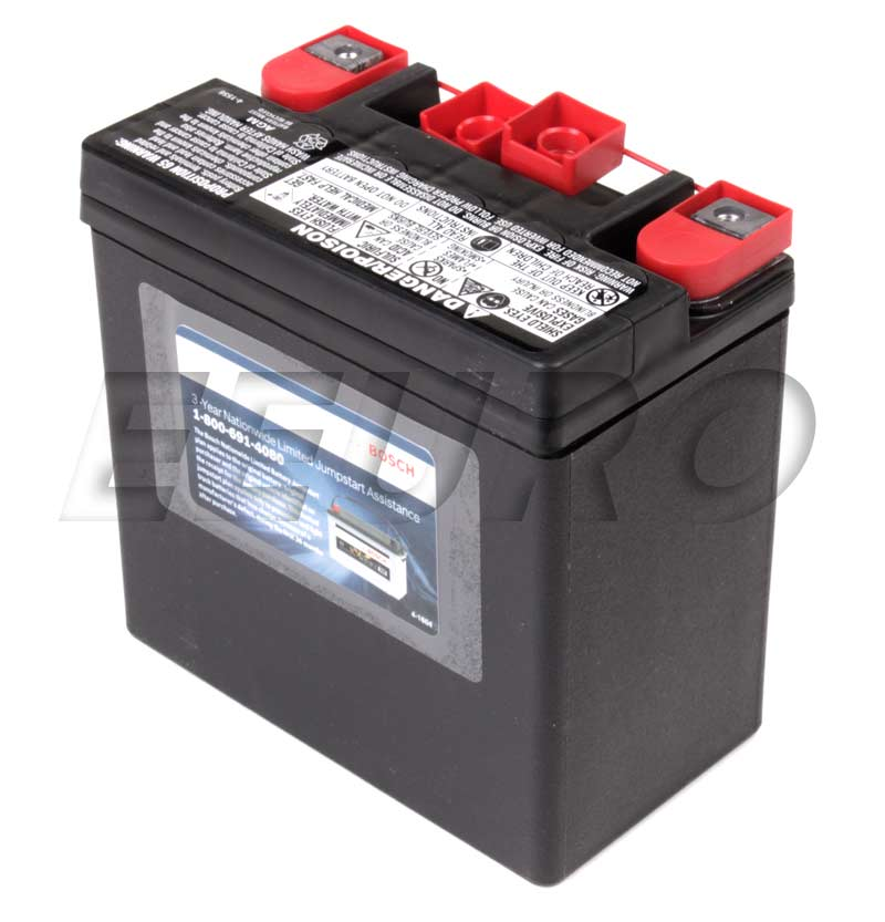Mercedes benz auxiliary battery sbc bosch s6590b for Mercedes benz batteries