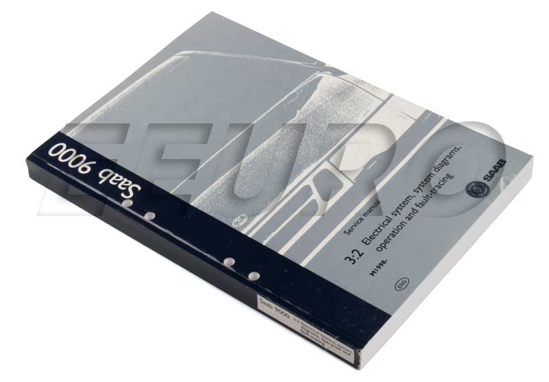 Service Manual (9000 Electrical Systems & Wiring Diagrams) 0341081 Main Image