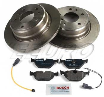 Disc Brake Kit - Rear (e32 735i 735il) 100K10057