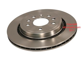 Image of Disc Brake Rotor (Rear) part number 12762291A