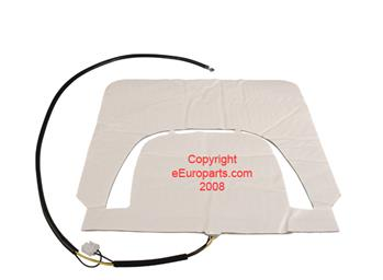 Image of Seat Heater Pad (bottom) part number 30546739