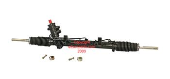 Image of Power Steering Rack (Rebuilt) part number 32131469965A