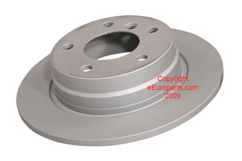 Image of Disc Brake Rotor - Rear part number 34211164401Z