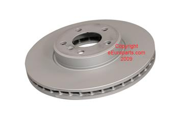 Image of Disc Brake Rotor - Rear part number 09770210