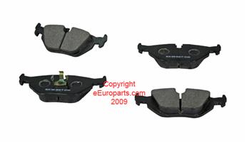 Disc Brake Pad Set - Rear 450692CD