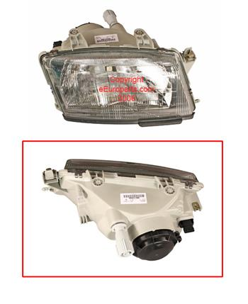 Image of Headlight Assembly RH part number 5141643