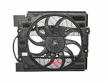 Auxiliary Cooling Fan Assembly 64546921395