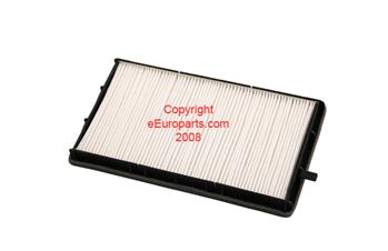 Image of Cabin Air Filter (Microfilter) part number 64119069895