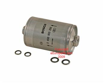 Image of Fuel Filter Kit (w/ Seals) part number 71005K