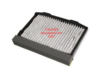 Image of Cabin Air Filter (Charcoal) part number C3726