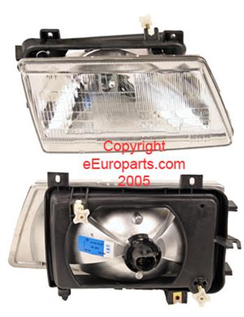 Image of Passenger-Side Headlight Assembly part number 9556028