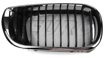 Kidney Grille - Passenger Side (Black) 51137030546