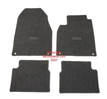 Image of Floor Mat Set (Grey) part number 93169144
