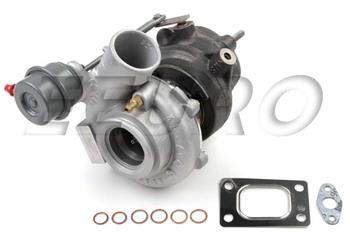 Turbocharger (Rebuilt) 55560913