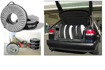Image of Wheel Tire Tote (Seasonal And Snow Tires) part number STT
