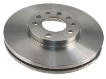 Image of Disc Brake Rotor - Front part number 25519