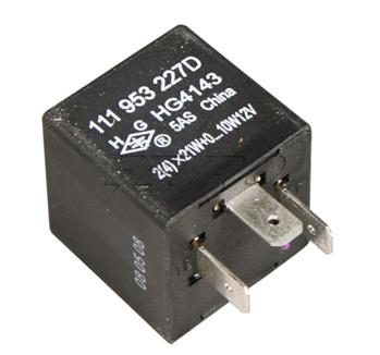 Image of Flasher Relay part number 8583627