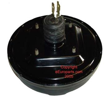 Image of Brake Booster part number 8942609