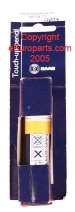 Image of Touch-up Paint - Monte Carlo Yellow (#231) part number 0263319