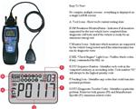 Image of Diagnostic Code Reader - OBD II part number 3100