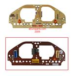 Image of Instrument Cluster Board part number 62111372255