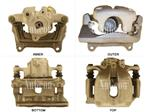 Image of Disc Brake Caliper - Driver Side Rear part number 2202151L