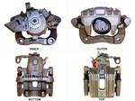 Image of Disc Brake Caliper - Driver Side Rear part number 2203332L
