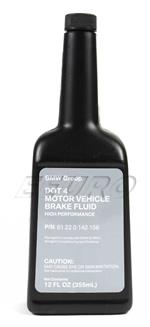 Brake Fluid (DOT 4) (12 oz) 81220142156