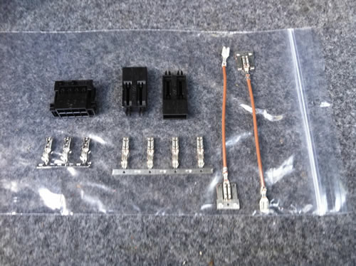 These are the parts I used for the repair