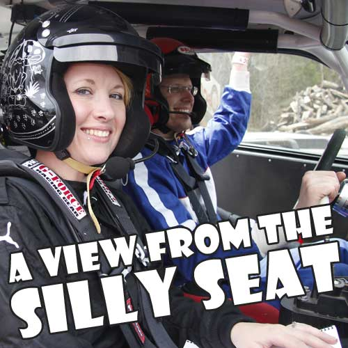 A View from the Silly Seat – Navigating A Rally By Sense Of Feel