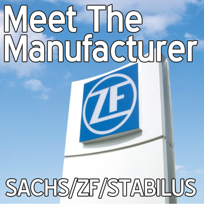 Know Your Manufacturers – Sachs/ZF/Stabilus