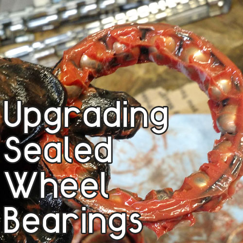 The Outer Reaches – Regreasing New Wheel Bearings For Racing
