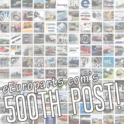 eEuropart.com's 500th Blog Post!