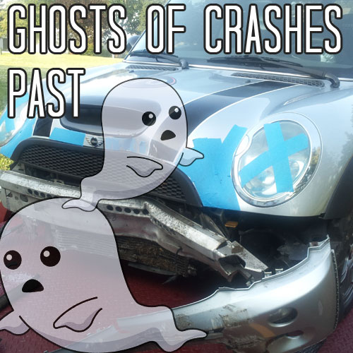 Ghosts Of Crashes Past – Summit Point 2016
