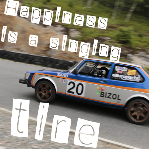 Prepping For AER Palmer: Part 2 – Track Time (Happiness Is A Singing Tire)