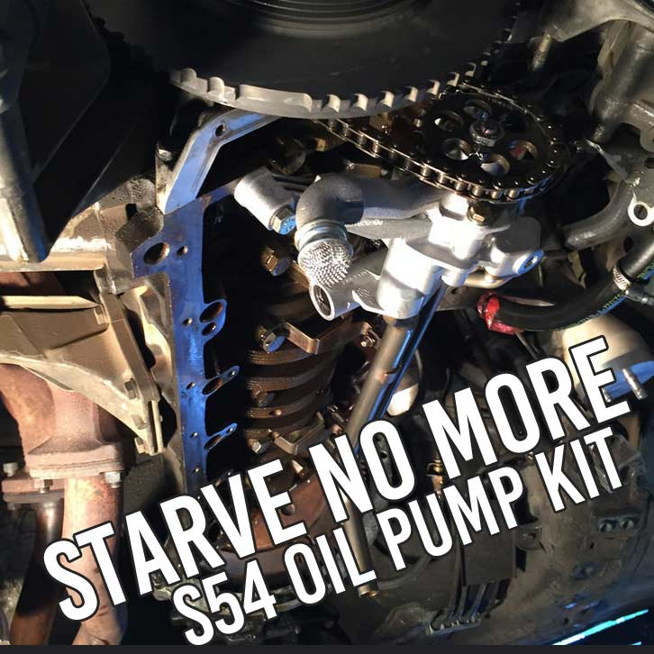 S54 Oil Pan Conversion Kit for E36 BMWs - A DIY - eEuroparts